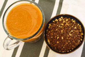 Pumpkin Pie Herbal Tea