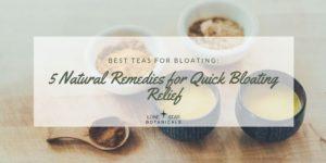Best Teas for Bloating