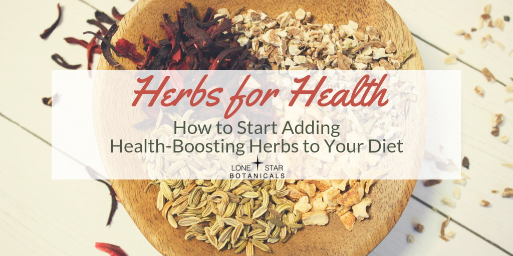 How to Start Adding Health-Boosting Herbs to Your Diet
