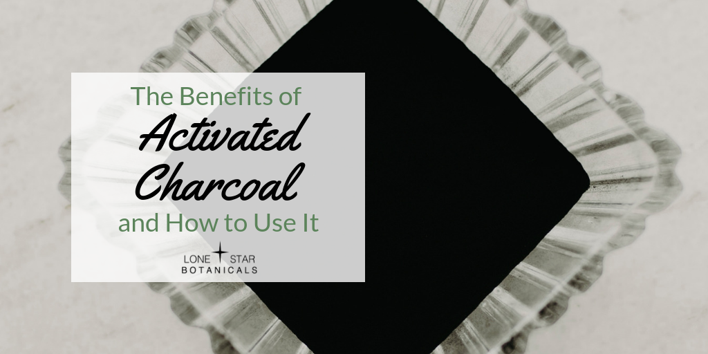 The Benefits of Activated Charcoal and How to Use It