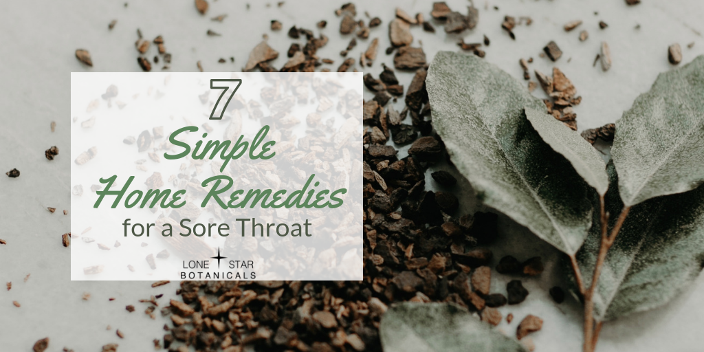 7 Simple Home Remedies for a Sore Throat