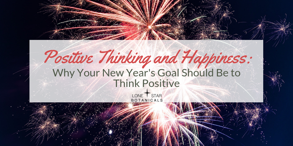 Positive Thinking and Happiness: Why Your New Year's Goal Should Be to Think Positive
