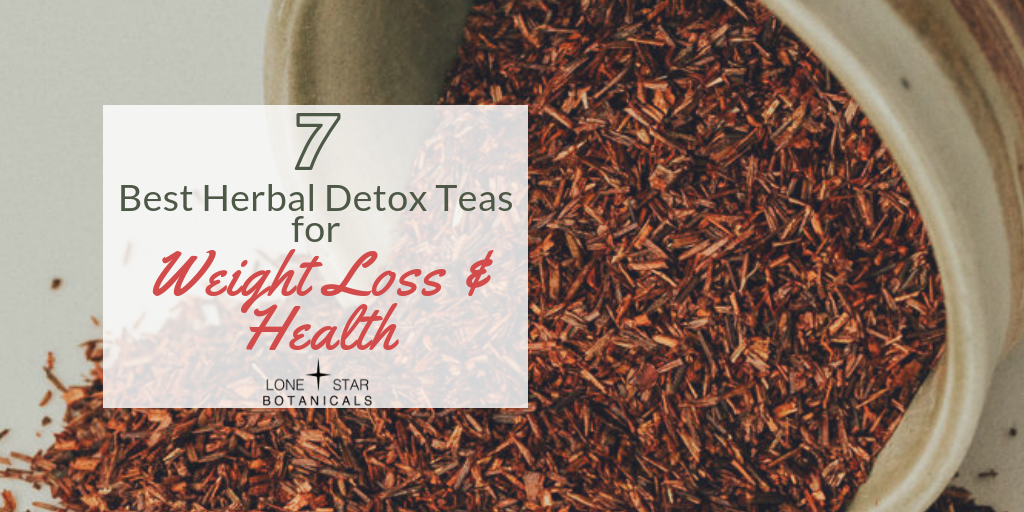 7 Best Herbal Detox Teas for Weight Loss and Health