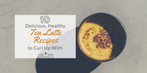 Tea latte recipes