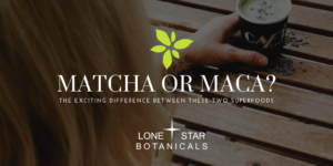 Matcha or Maca? The Exciting Difference Between These Two Superfoods