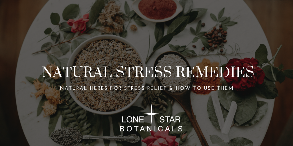 Natural Stress Remedies to Include in Your Diet